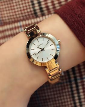 [DKNY] 도나카란뉴욕 비안나 여성 메탈 손목시계